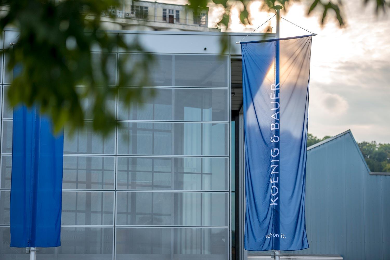 Koenig & Bauer Achieves Revenue of More Than €1 Billion in 2020
