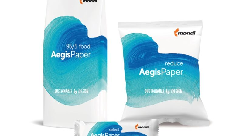 Mondi Launches Recyclable Barrier Papers for Sustainable Packaging Solutions