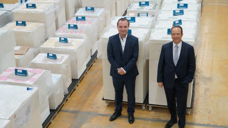 Papierwerk Landshut Mittler Produces Folding Cartons Using Heidelberg Speedmaster XL 75 and MK Diana Smart 115