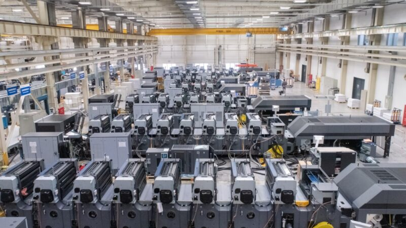 Malaysian Packaging Printers Invest in Heidelberg Production Tech Manufactured in China