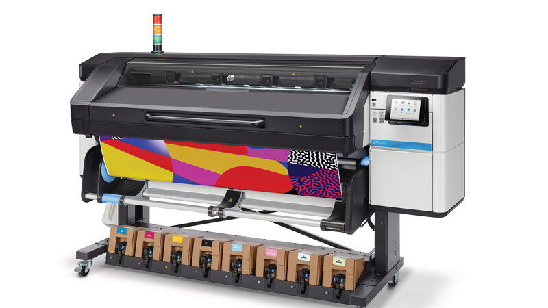 New HP Latex Printers Available Through Saasz Solutions for Print Service Providers