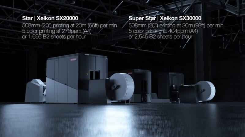 Xeikon Intros New Press Based on SIRIUS Tech