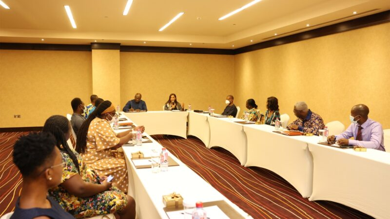 International Publishers Association President in Ghana to Explore Book Industry's Recovery Plan