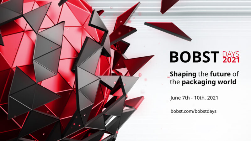 BOBST Opens its Virtual Doors for a Packaging Industry-Wide Event