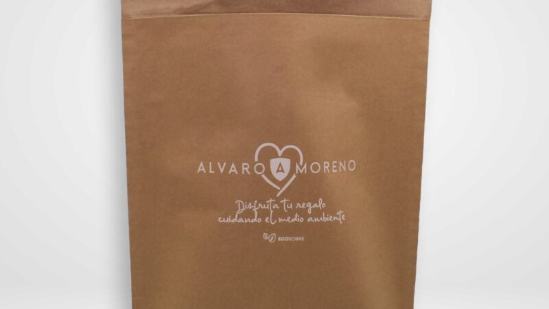 Alvaro Moreno Saves 90 Tonnes of Plastic Per Year by Switching to Sustainable Packaging From Mondi