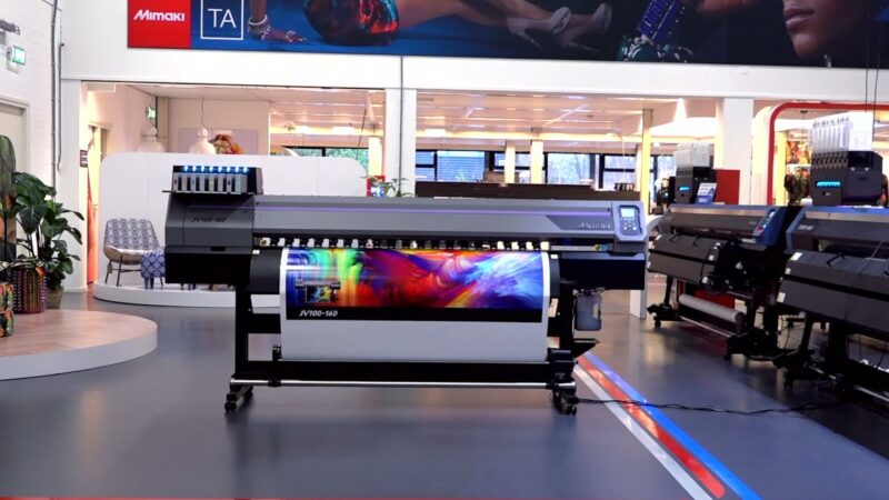 Mimaki to Launch New Products at virtual drupa