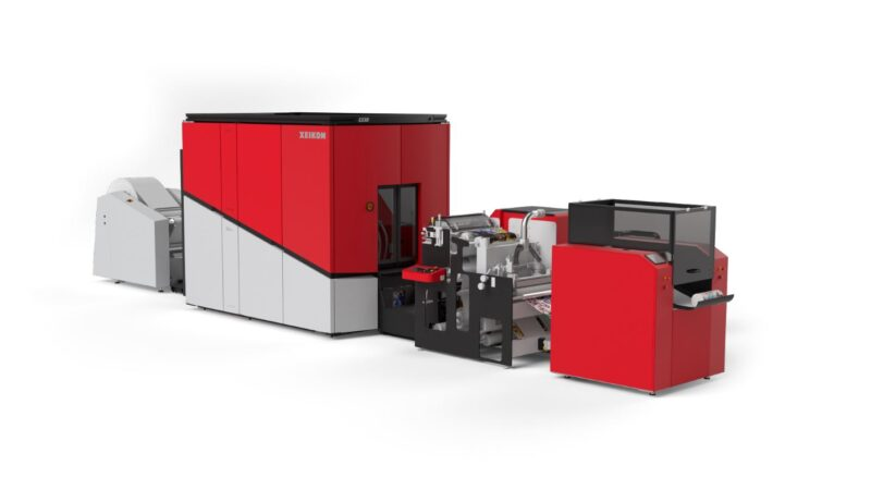 Xeikon Adds the New CX50 Press to its Wall Decoration Suite