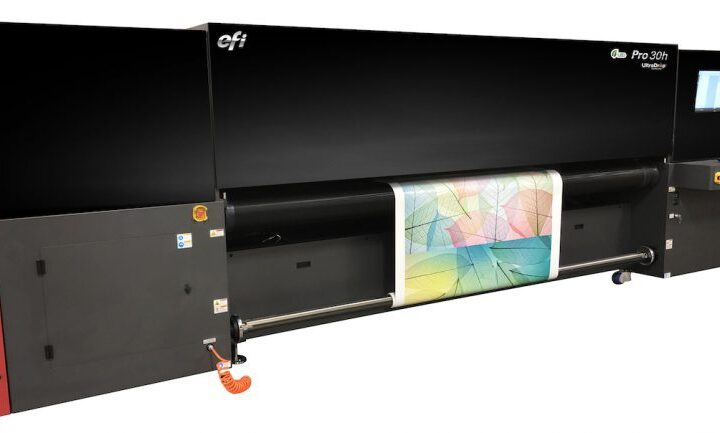 Video: EFI Shows Off the Pro 30h at virtual.drupa