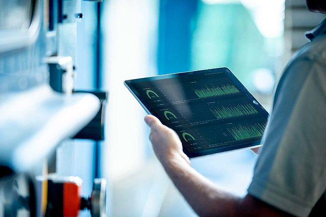 Koenig & Bauer Launches Predictive Maintenance Services for Printing Presses