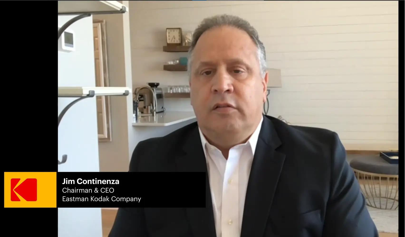 Video: Kodak Shows Off New Tech at virtual.drupa 2021