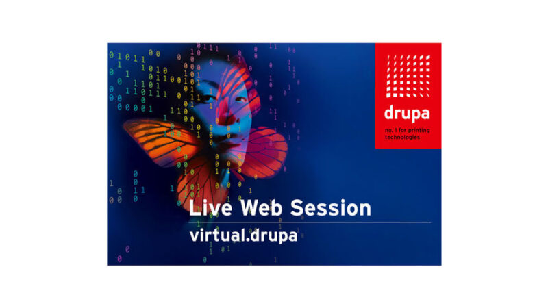 virtual drupa to Offer a Series of Web Sessions in Association with Kodak