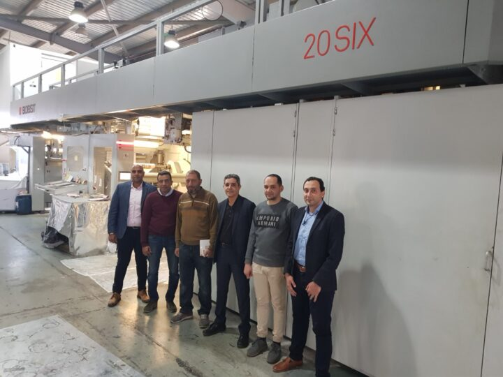 Egypt's Express Plast Says BOBST's Flexo Tech Has Been Transformational for its Business
