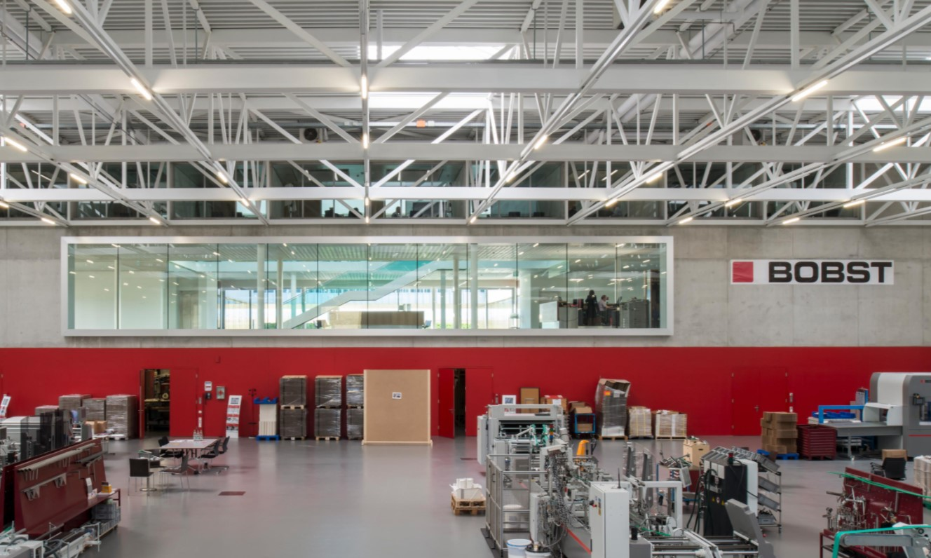BOBST Reflects on Global Economy Challenges and Announces new Procurement Decisions