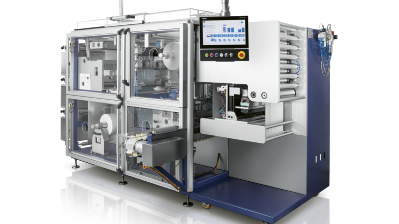 V-Shapes' AlphaFlex Features Synchronised Printing on Both Sides of Single-Dose Sachets