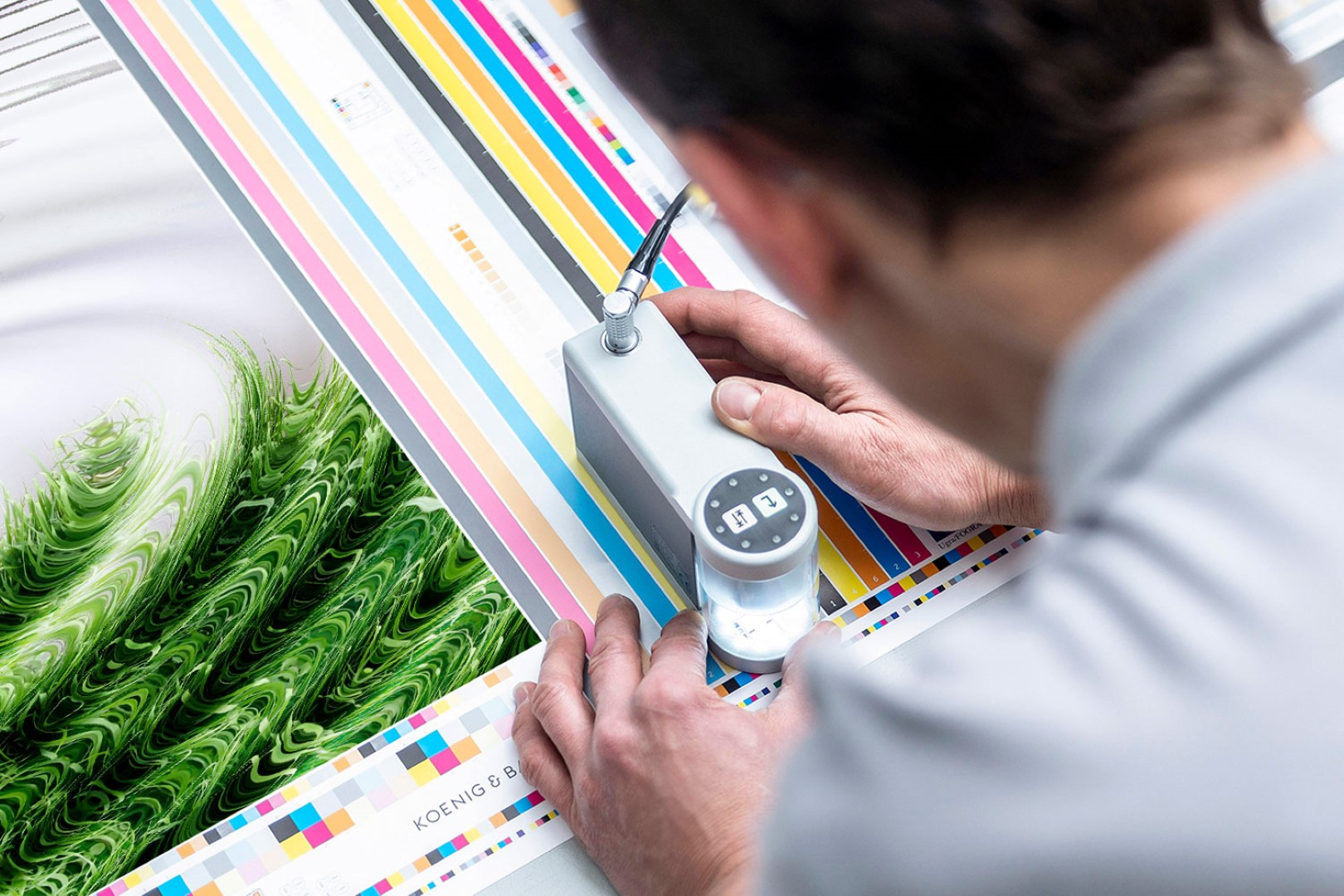 Koenig & Bauer Joins the Healthy Printing Initiative