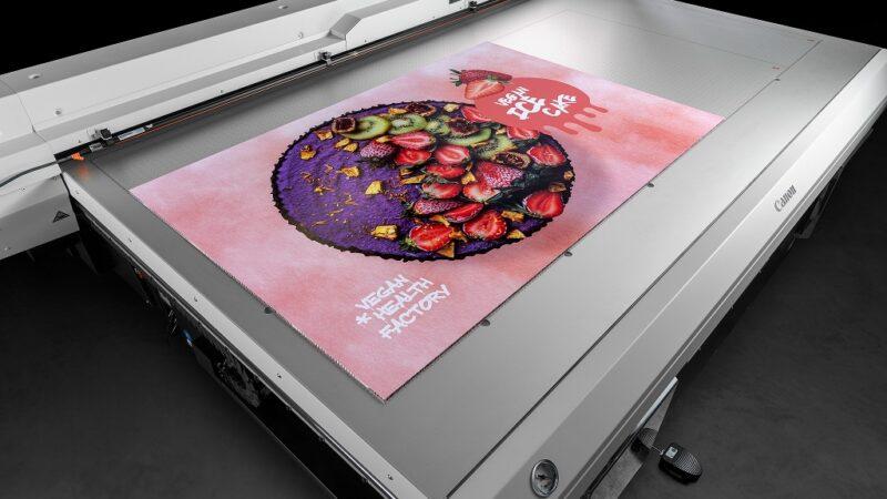 Canon Launches Arizona 135 GT Flatbed Printer