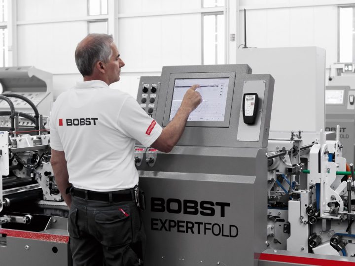 BOBST Says its EXPERTFOLD 110 A3 Version is a Real Time-Saver for Converters