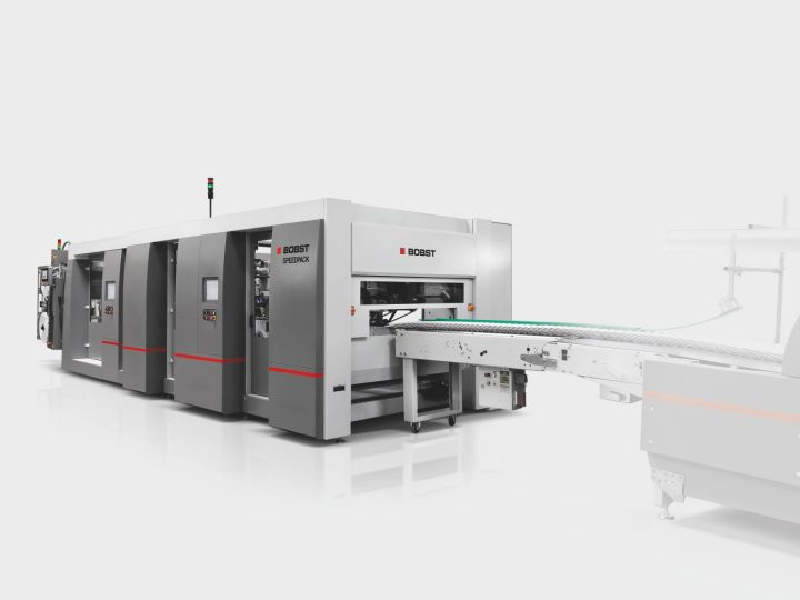 BOBST's New SPEEDPACK Automatic Packer Lets You Boost Folding-Gluing Efficiency